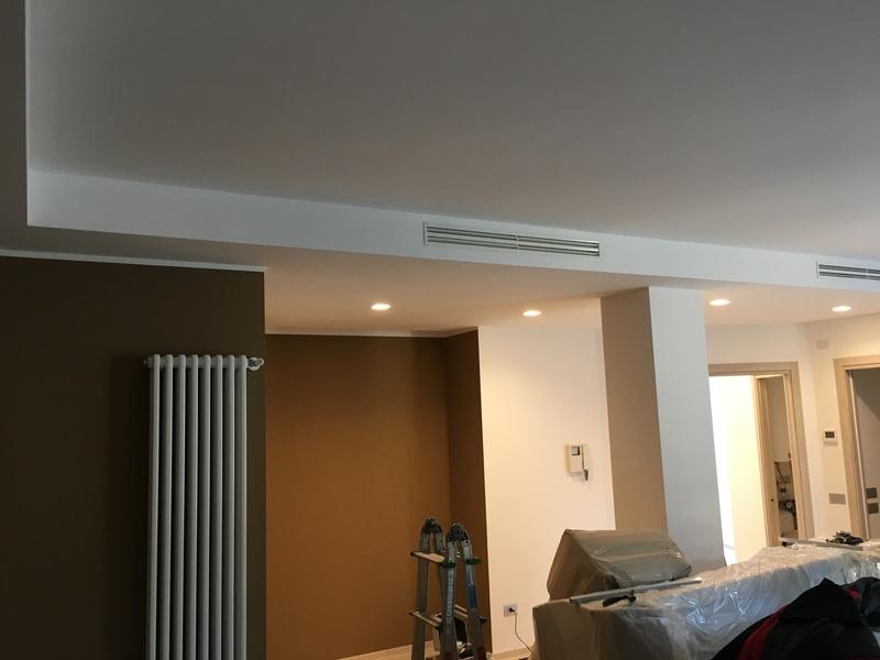 Climatizzazione residenziale - Prese d aria per casa ...