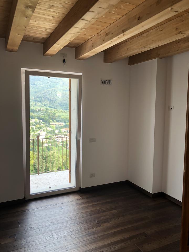 Impianto di VMC in una casa in ristrutturazione su 3 piani