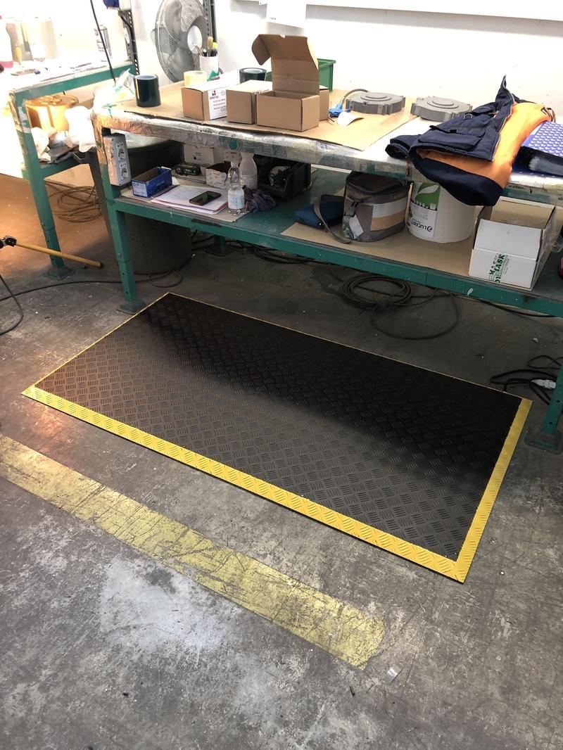 Pedane Elettriche per riscaldamento a pavimento